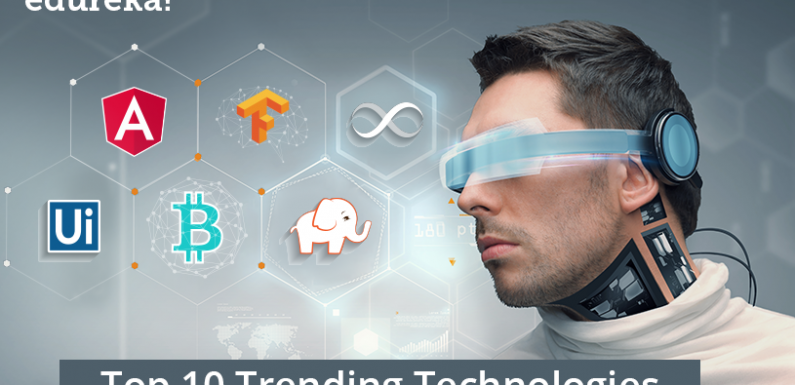 Top 5 Trending Technologies of 2018