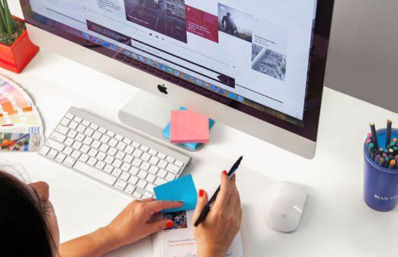 Methods of website design